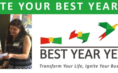 Create Your Best Year Yet Workshop